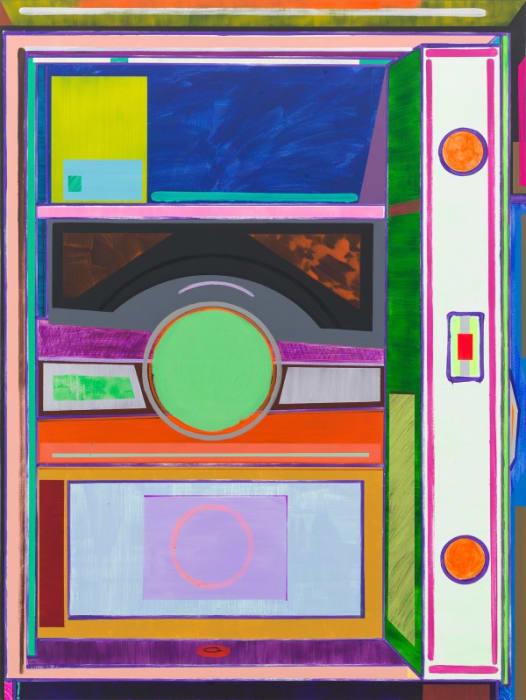 Locker by Gao Ludi