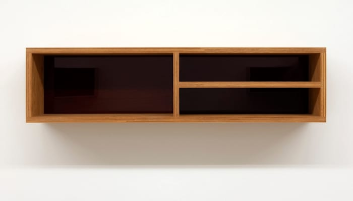 Untitled (92-6) by Donald Judd