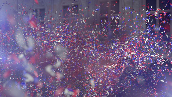 Confetti by David Claerbout