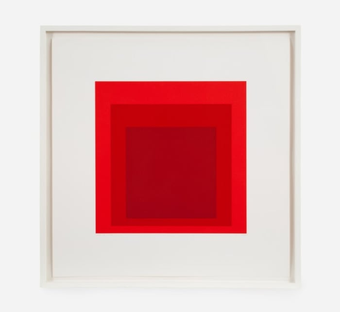 GB2 (Homage to the Square) by Josef Albers