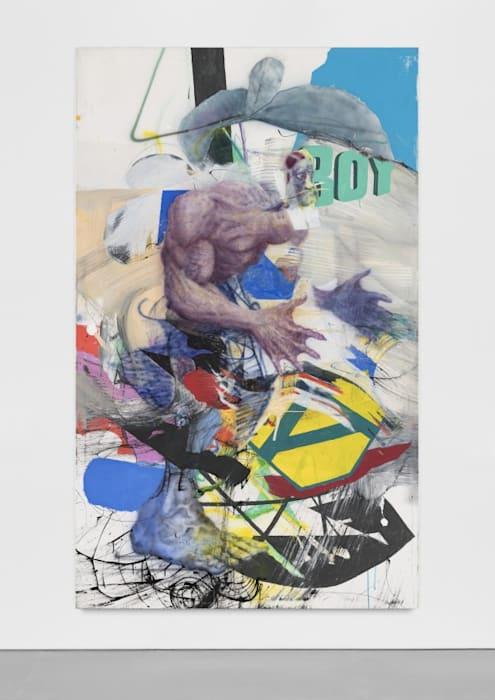 A-boy by Peter Stauss