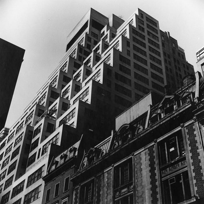 Midtown: Terraces and Townhouses by Peter Hujar