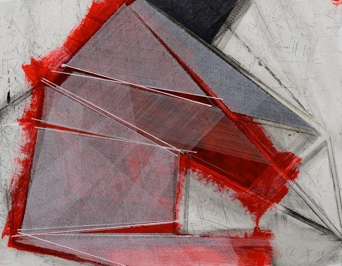 Untitled by José Pedro Croft