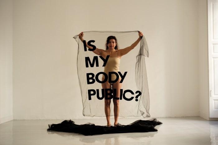 """IS MY BODY PUBLIC? (English)"" by Alicia Framis"