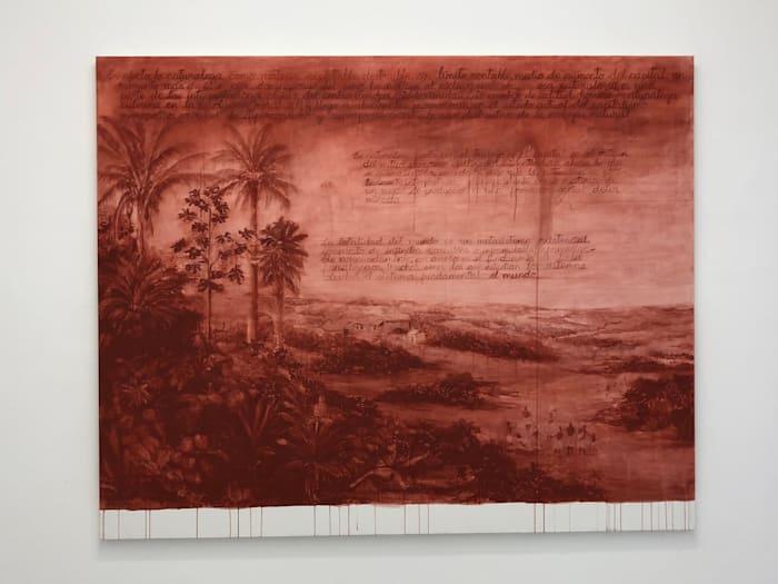 """RECURSO I (landscape)"" by Sandra Gamarra"