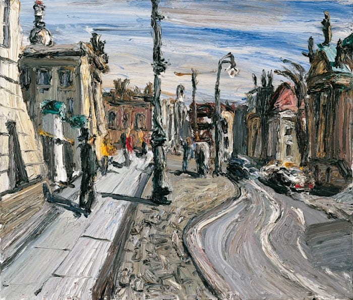 Unter den Linden by Christopher Lehmpfuhl