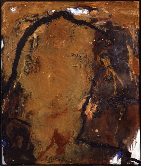 Nisa by Emil Schumacher