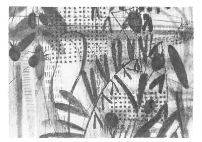 no title by Anna B.  Wiesendanger