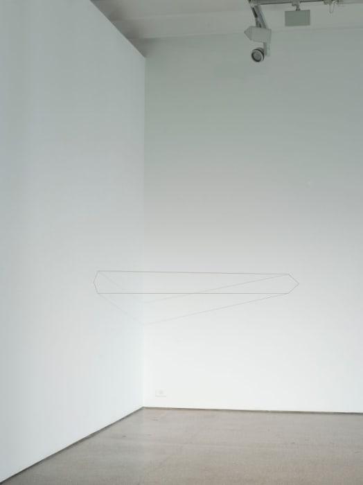 Untitled by Fred Sandback