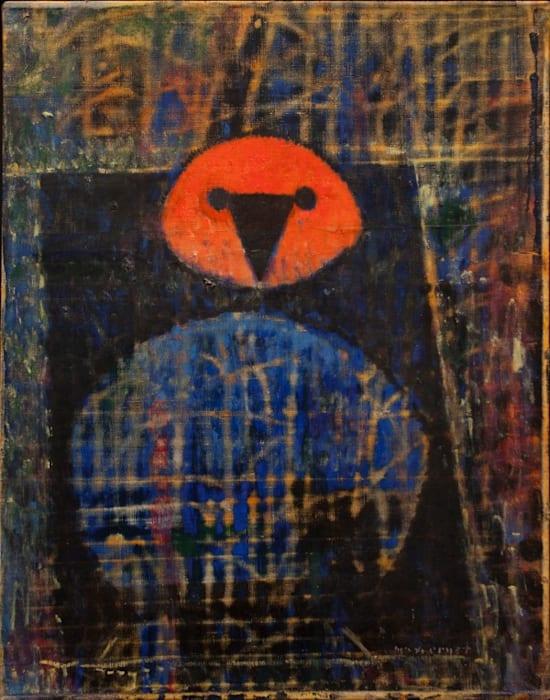Sans titre by Max Ernst
