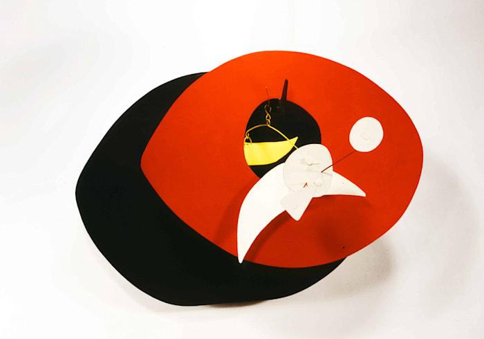 Escutcheon by Alexander Calder
