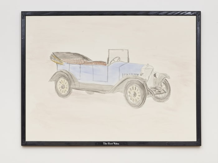 The First Volvo by Jos de Gruyter and Harald Thys