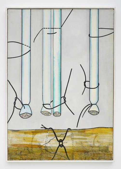 Tavola Anatomica by Aldo Mondino