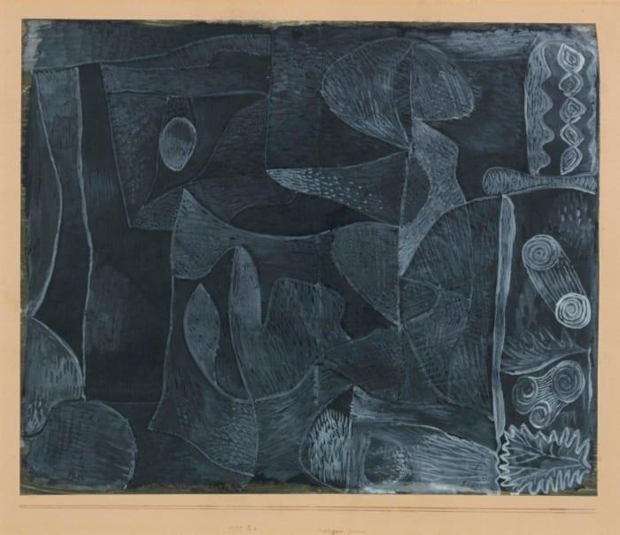 Morgen Grau by Paul Klee