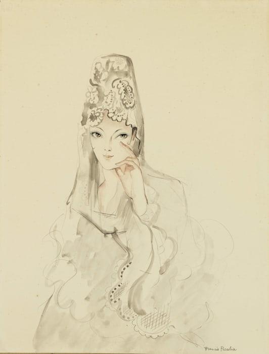 L'Espagnole by Francis Picabia