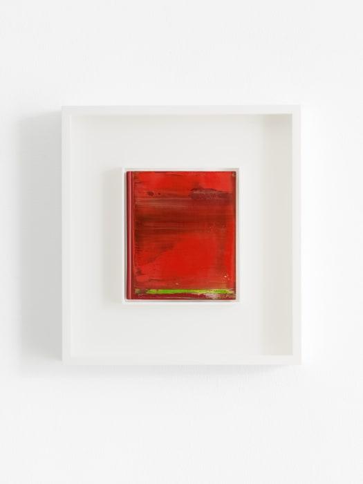 War Cut II by Gerhard Richter