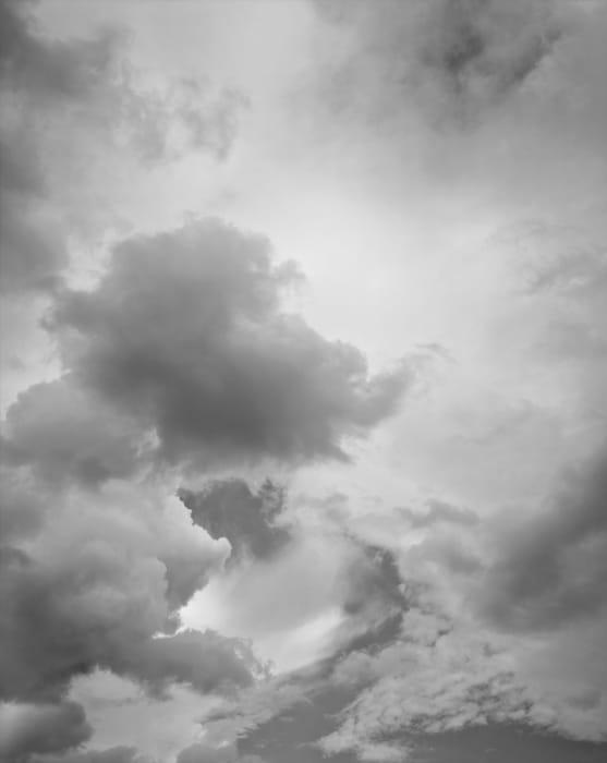 Clouds #108, New York City by Mitch Epstein