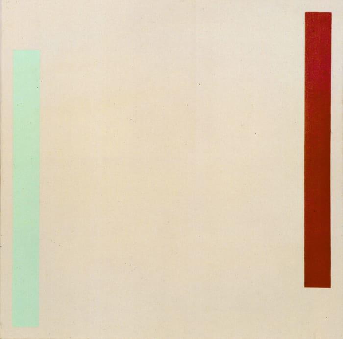 """""""o.T"""" by John M. Armleder"""