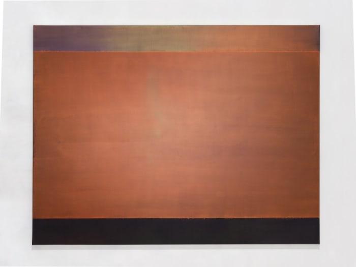 Composition au cuivre et à la bande moirée by Anne Laure Sacriste