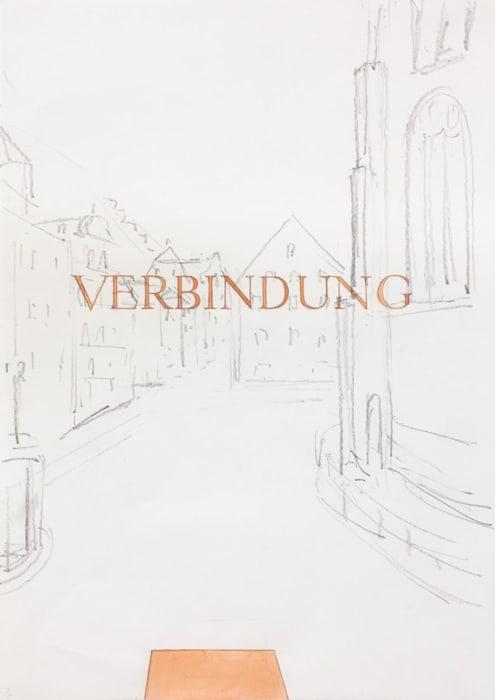 Verbindung by Franz Erhard Walther