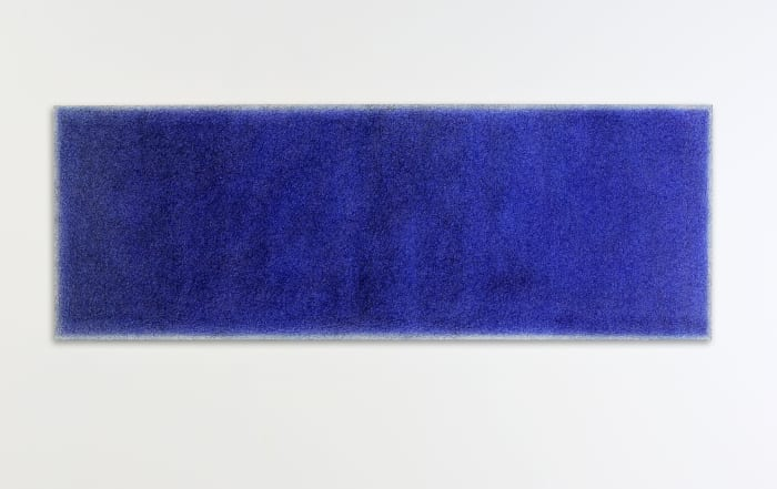 Avant-testo, 22-6-99 by Irma Blank