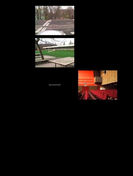 Kultur & Freizeit (pages) - A machine for (interest) by Andreas Fogarasi