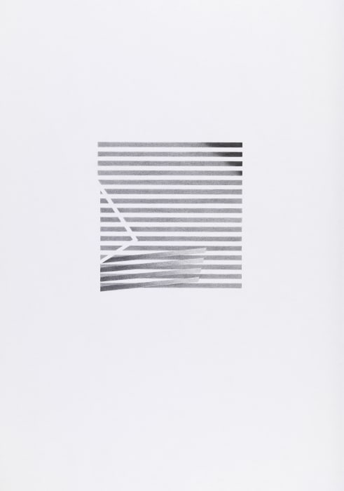 Untitled #8 by Tomma Abts