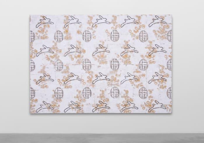 Pattern portrait (katie/widow) by Matt Sheridan Smith