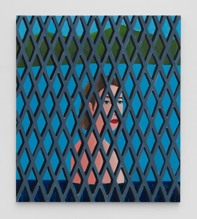 Compression and Fragmentation (Single Figure) by Becky Kolsrud