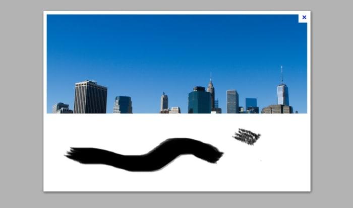 City Skyline by Camille Henrot