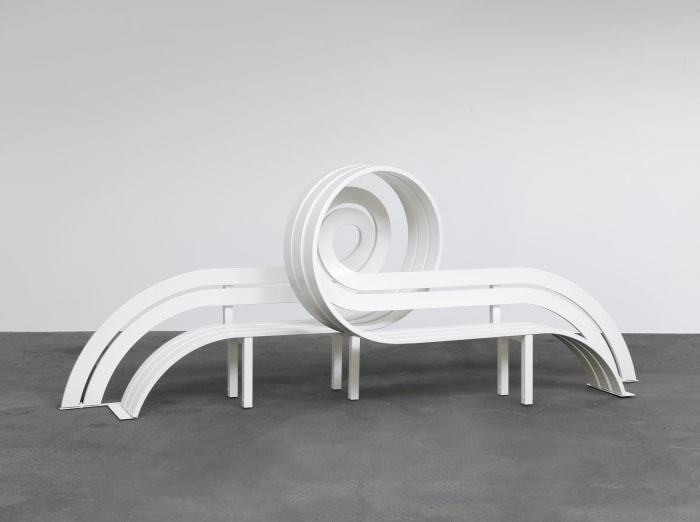 Modified Social Bench #28 by Jeppe Hein