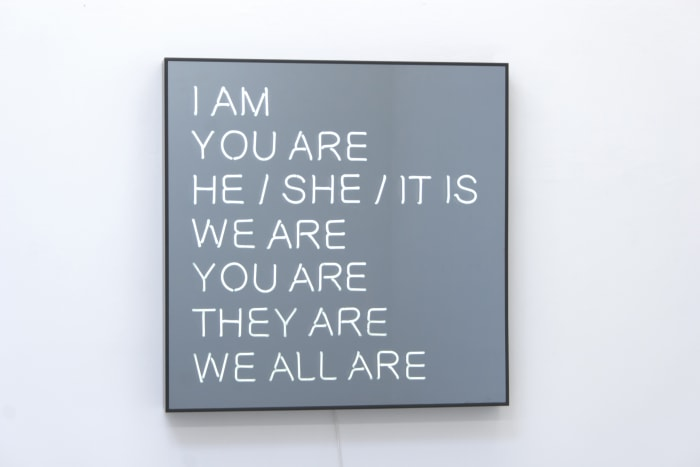 WE ALL ARE by Jeppe Hein