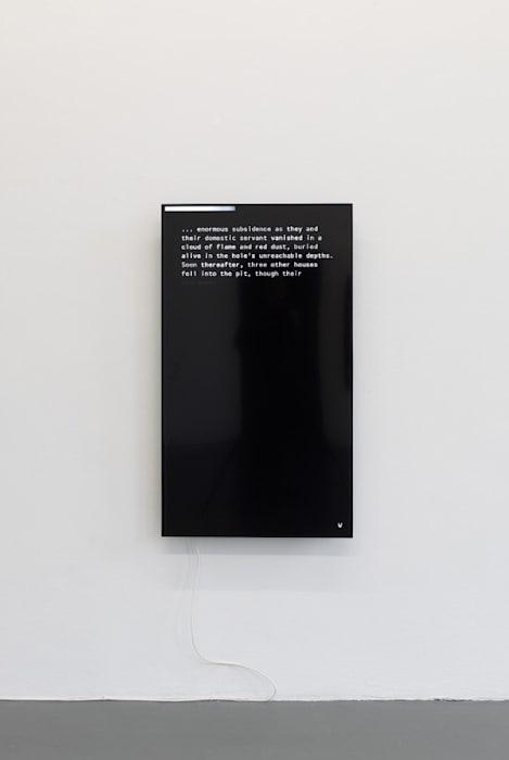 Earwitness Inventory (Script) by Lawrence Abu Hamdan