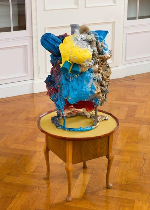 Fragmentkörper III by Michaela Eichwald