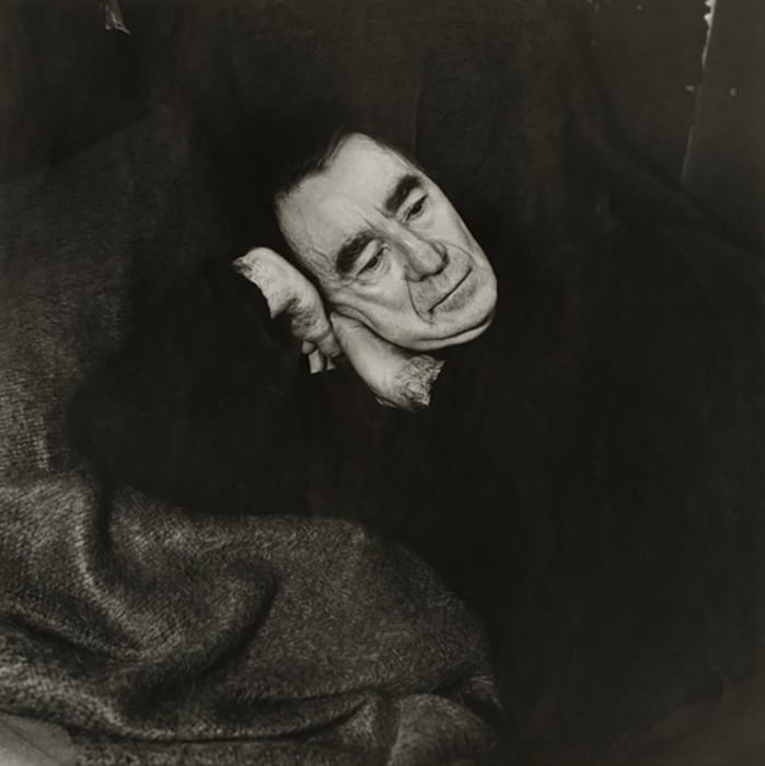 Charles James Chelsea Hotel (I) by Peter Hujar