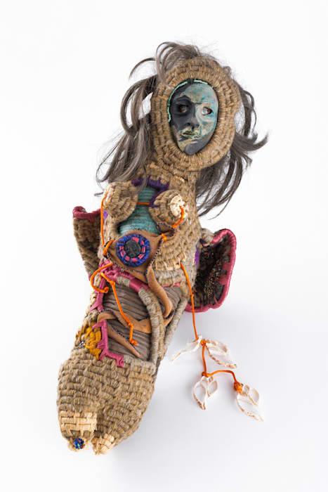 Mammie Wada IV by Joyce J. Scott