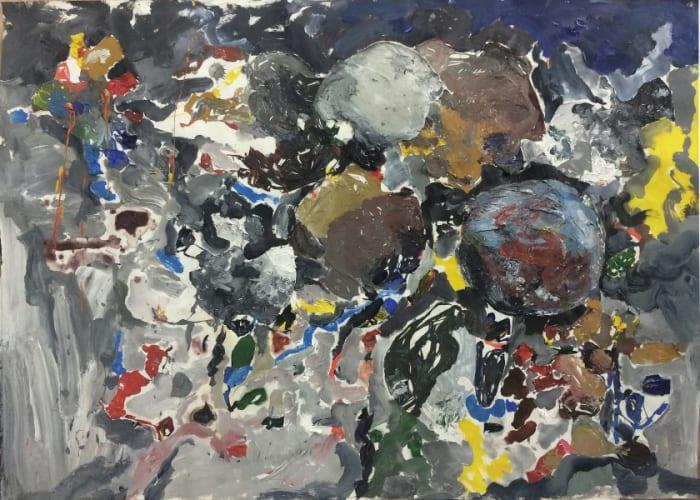 Abandoning the Universe by . HUANG Kui