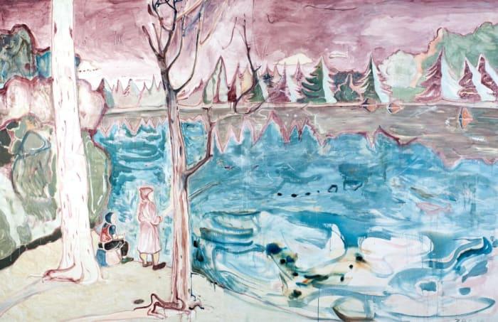 Roma Is a Lake 181123 by Yang ZHAO