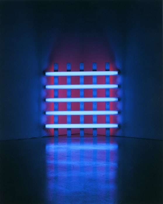 Untitled ('To S.A., lovingly') by Dan Flavin
