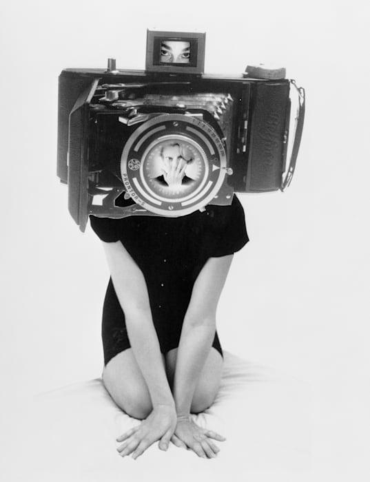 Shutter by Lynn Hershman Leeson