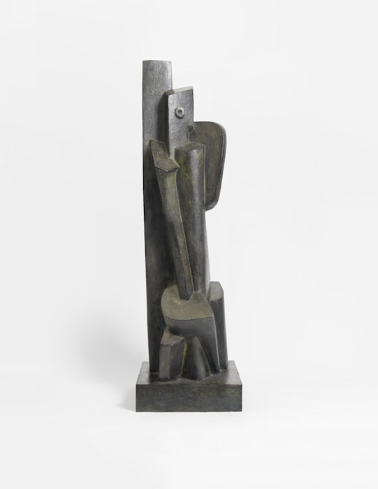 Sculpture by Jacques Lipchitz