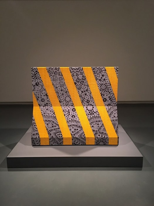 Concrete Block IV by Abdulnasser Gharem
