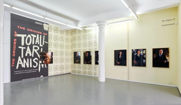 Wallpaper - Hannah Arendt - The Origins of Totalitarianism by Clegg & Guttmann