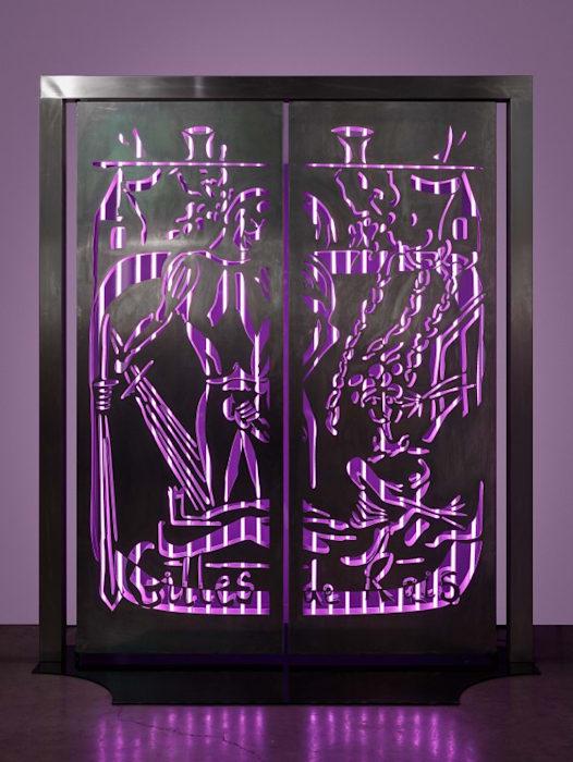 Meat Locker IV (Gilles de Rais) by Villa Design Group