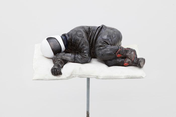 Sleeping Person 3 by Stuart Middleton