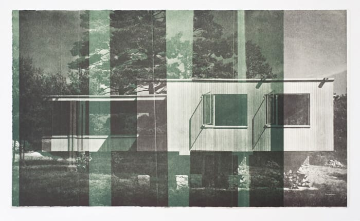 Untitled (Gropius) by Abigail Reynolds