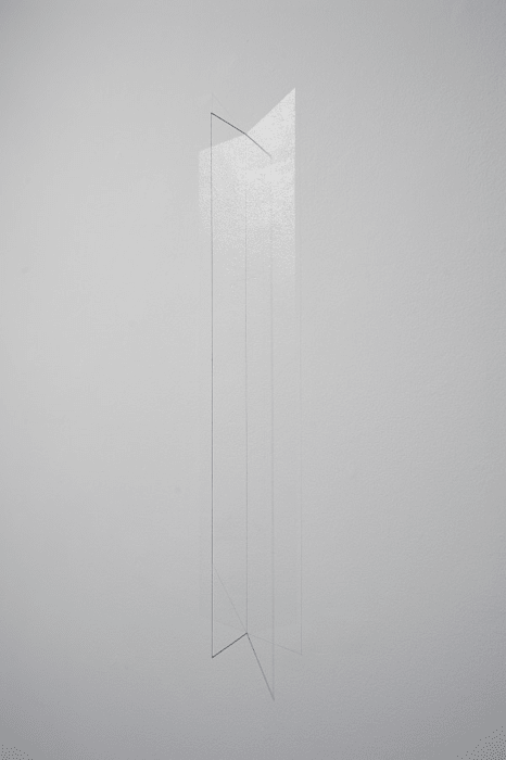 Wall Drawing #5 by Jong Oh