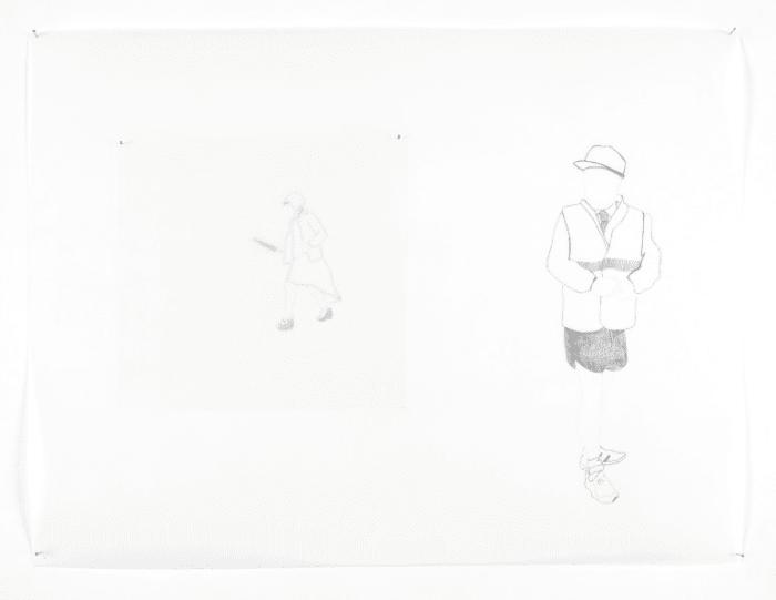 Shapeshifter No.VI (seven pieces in total) by Massinissa Selmani