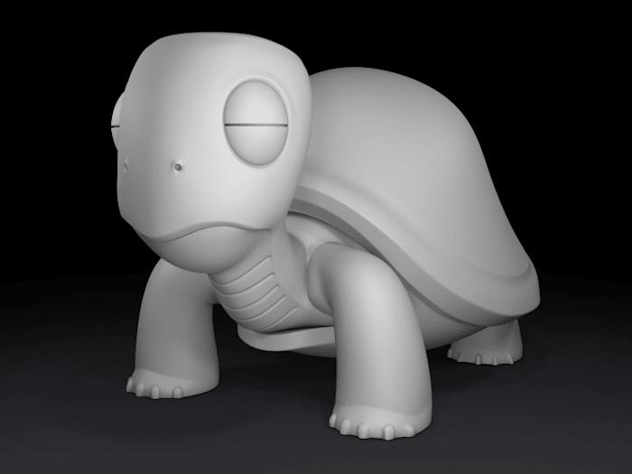 Turtle by Jasper Spicero