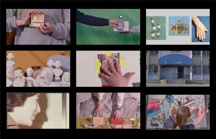 Soft Film by Sara Cwynar